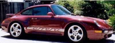 Porsche 911 Paint Codes